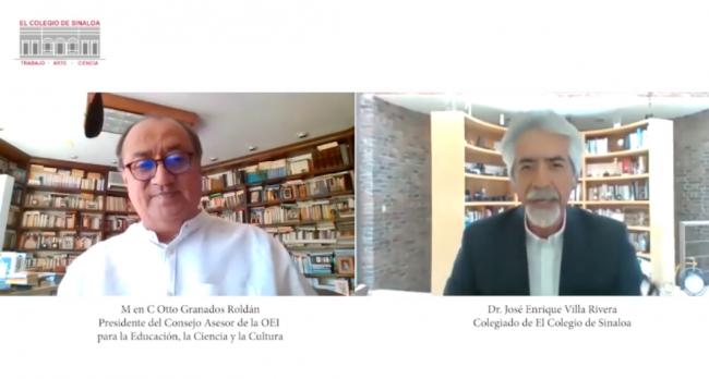 Conversaciones sobre educación superior en Iberoamérica